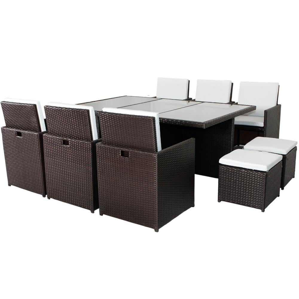 Rattan gartenmbel lounge perfect lounge set polyrattan luxury gartenmobel lounge polyrattan nt - Artelia loungemobel ...