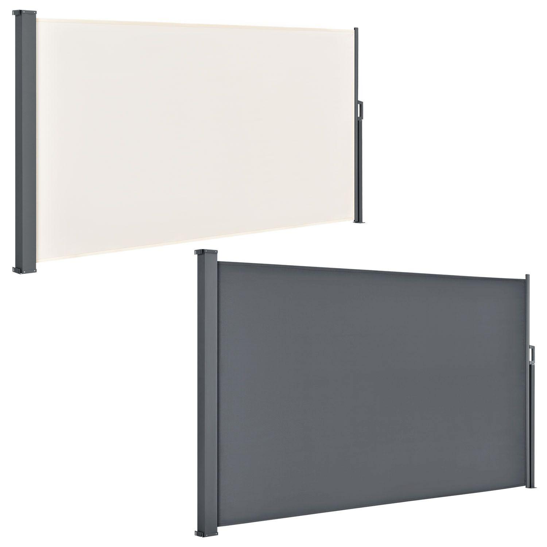 seitenmarkise seitenwandmarkise markise windschutz. Black Bedroom Furniture Sets. Home Design Ideas