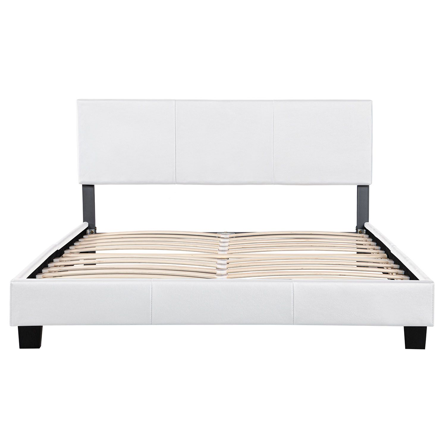 polsterbett doppelbett design bettgestell bettrahmen mit. Black Bedroom Furniture Sets. Home Design Ideas