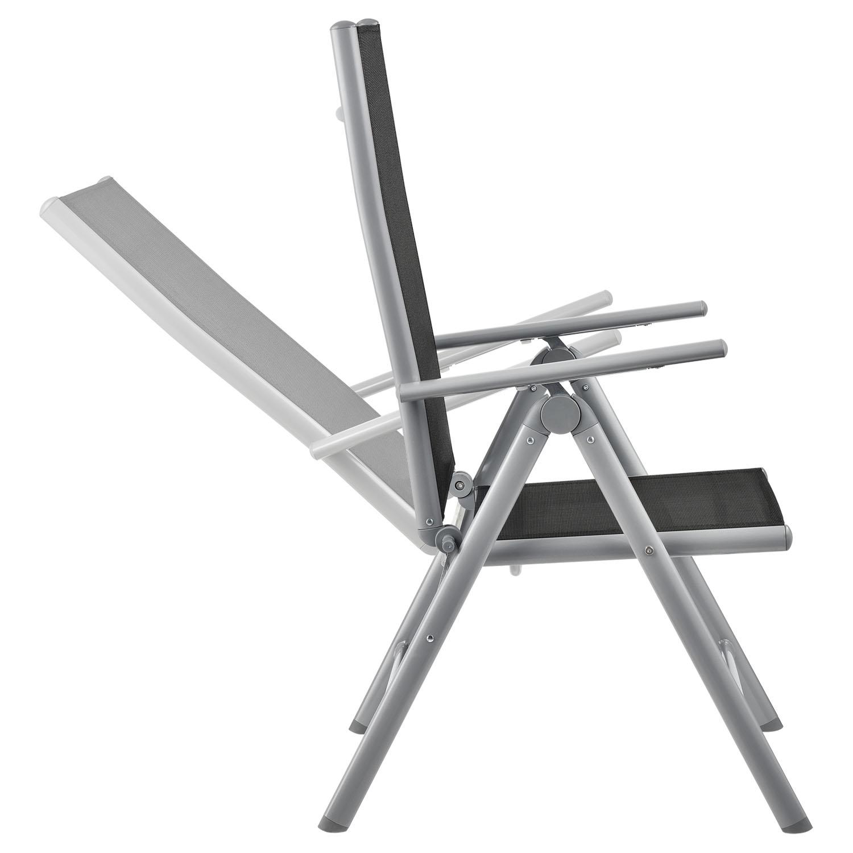 aluminium gartenm bel sitzgruppe set essgruppe alu klappstuhl gartenset glas neu 4260304767580. Black Bedroom Furniture Sets. Home Design Ideas