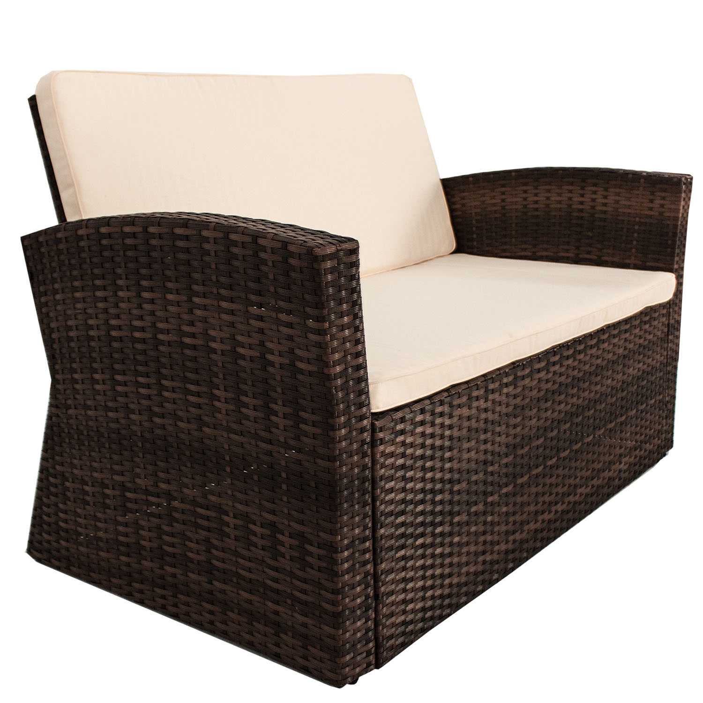 Elegant Lounge Gartenmoebel Polyrattan Schema