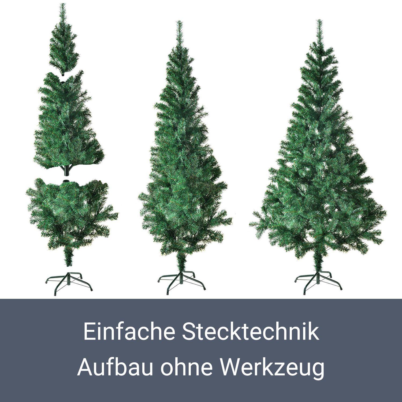 weihnachtsbaum christbaum k nstlicher tannenbaum kunstbaum. Black Bedroom Furniture Sets. Home Design Ideas