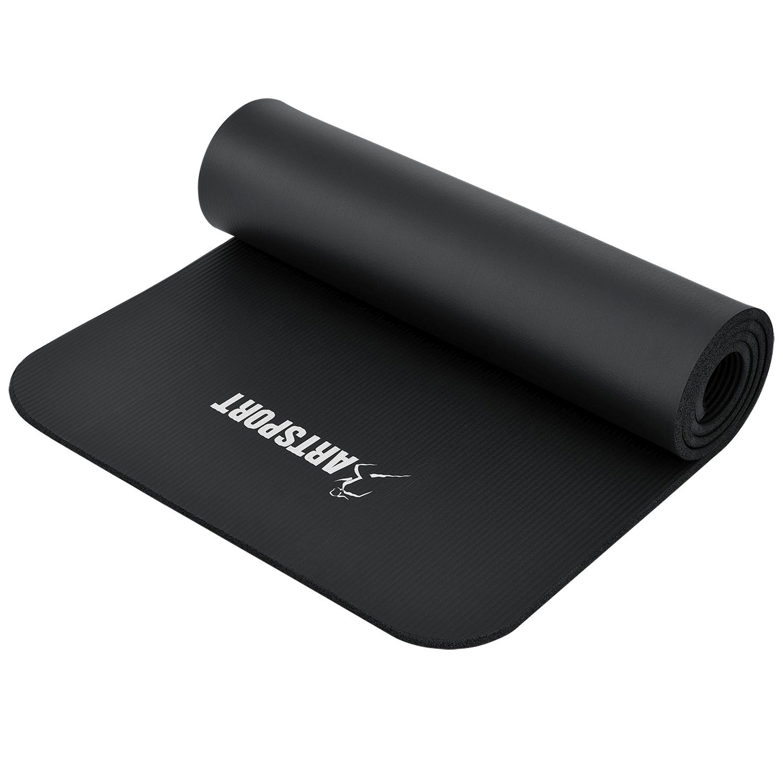 Gymnastikmatte Fitnessmatte Yogamatte Matte Bodenmatte Turnmatte Pilates Fitness Ebay