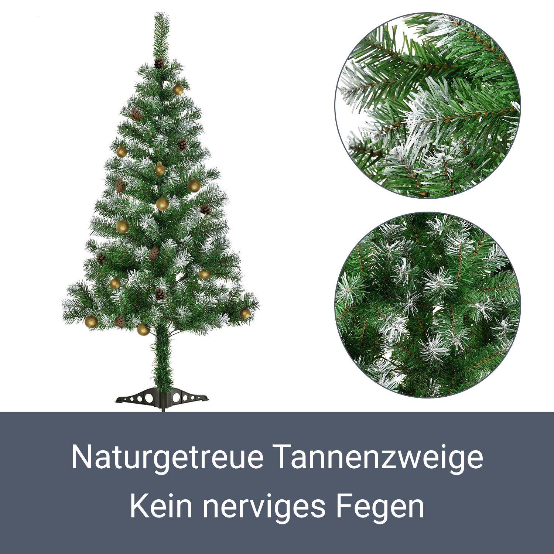 weihnachtsbaum tannenbaum christbaum deko kunstbaum. Black Bedroom Furniture Sets. Home Design Ideas