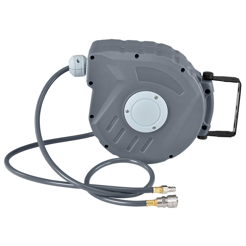 Gesamtmaße vom Automatischer Druckluft-Schlauchaufroller Pressure 10m